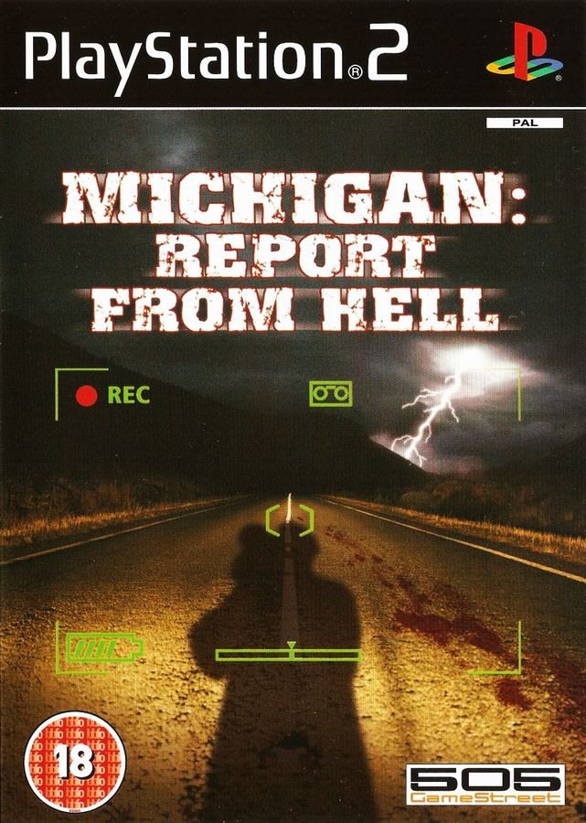 Capa do jogo Michigan: Report from Hell