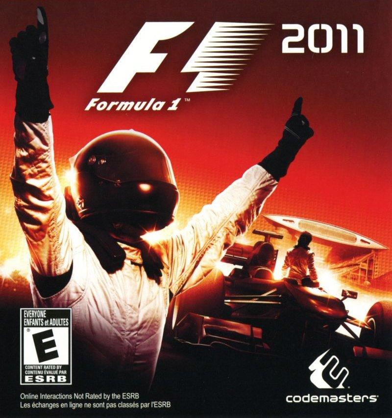 Resultado de imagem para F1 2011 pc capa