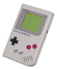 Foto do Console Game Boy