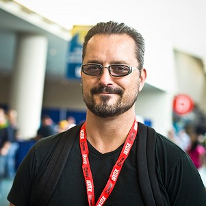 Foto de Chris Metzen